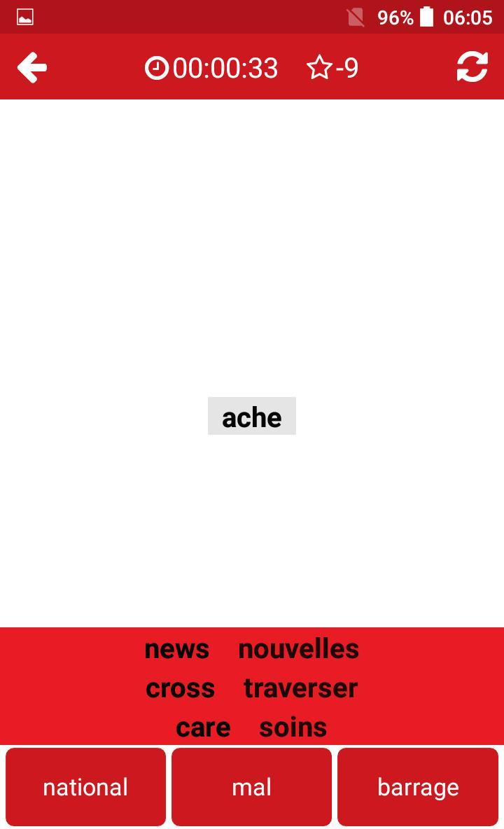 Anglais - Français pour Android - Téléchargez l'APK