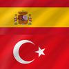 Turkish - Spanish ikona