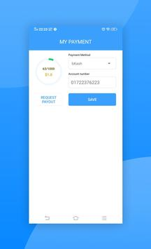Earnfmoney - earn free money online screenshot 2