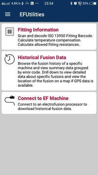 EF Utilities screenshot 1