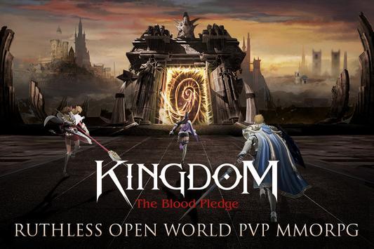 Kingdom: The Blood Pledge poster