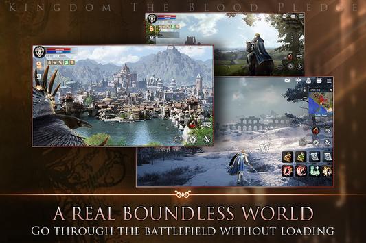 Kingdom: The Blood Pledge screenshot 1