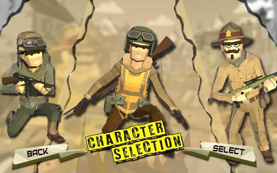 WW2 Military Commando Survival Hero: War Games screenshot 5