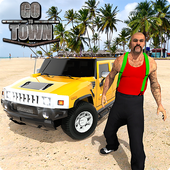 Grand Action Real Gangster: Survival Games icon