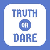 Truth Or Dare (A Game for kids,teenagers & adults) ícone