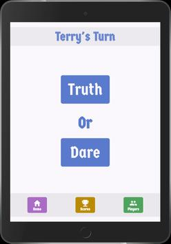 Truth Or Dare (A Game for kids,teenagers & adults) imagem de tela 11