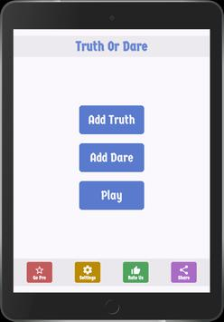 Truth Or Dare (A Game for kids,teenagers & adults) imagem de tela 12