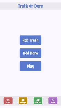 Truth Or Dare (A Game for kids,teenagers & adults) imagem de tela 1