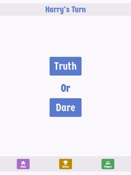 Truth Or Dare (A Game for kids,teenagers & adults) imagem de tela 7