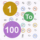 Find numbers: 1 to 100 (Light) APK