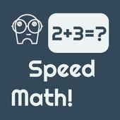 Speed Math 2018 - Pro ícone