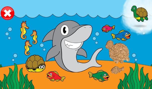 Jeux animaux pour les enfants capture d'écran 15