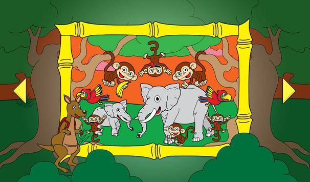 Jeux animaux pour les enfants capture d'écran 18