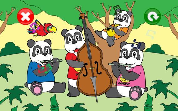 Jeux animaux pour les enfants capture d'écran 2