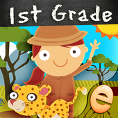 ikon Game Matematika Hewan Kelas