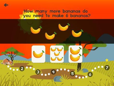 Game Matematika Hewan Kelas screenshot 12
