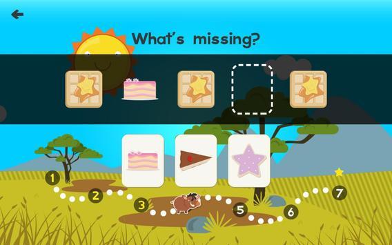 Game Matematika Hewan Kelas screenshot 17