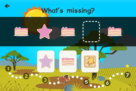 Game Matematika Hewan Kelas screenshot 1