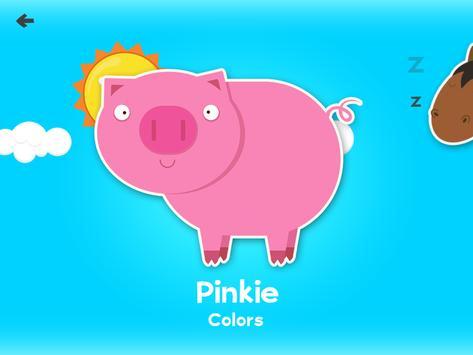Hewan Pra-K Game untuk Anak screenshot 10