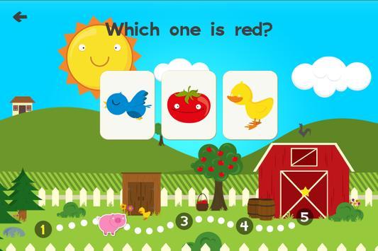 Hewan Pra-K Game untuk Anak screenshot 1