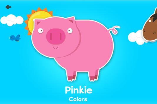 Hewan Pra-K Game untuk Anak screenshot 2