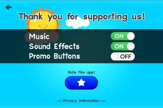 Hewan Pra-K Game untuk Anak screenshot 7