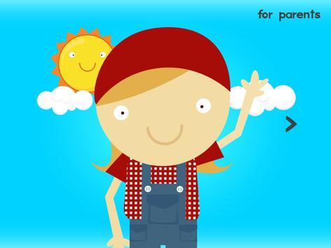 Hewan Pra-K Game untuk Anak screenshot 8