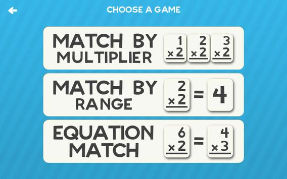 Multiplication Flash Cards Games Fun Math Practice screenshot 18