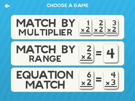 Multiplication Flash Cards Games Fun Math Practice screenshot 10