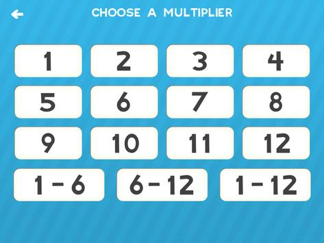 Multiplikation Flashspiel Screenshot 12