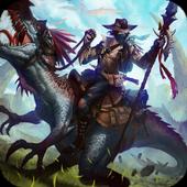 Fallen World: Jurassic Survivor ícone
