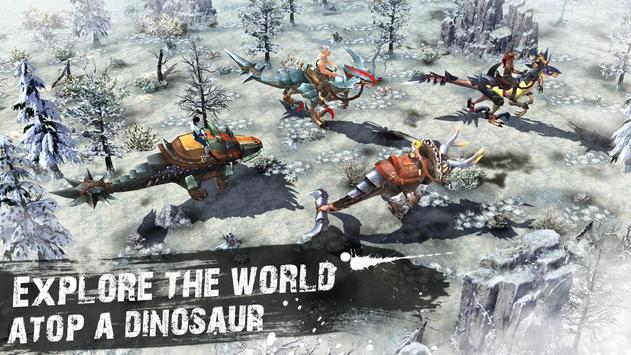 Fallen World: Jurassic Survivor imagem de tela 3