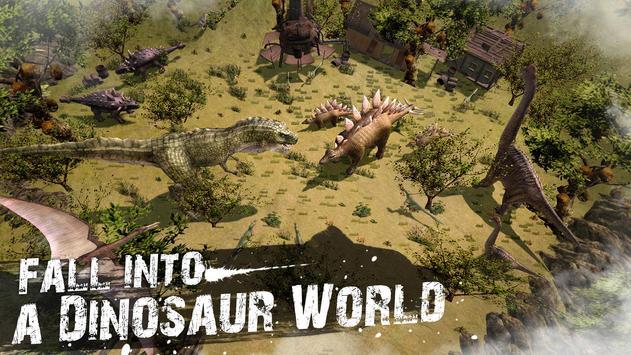 Fallen World: Jurassic Survivor Cartaz