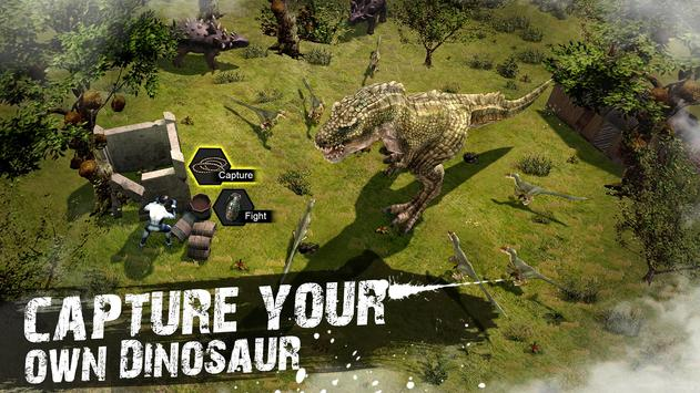 Fallen World: Jurassic survivor screenshot 1