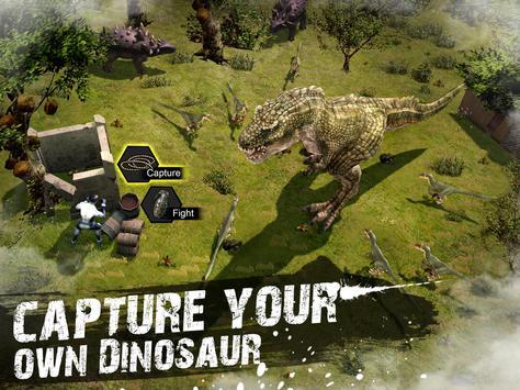Fallen World: Jurassic Survivor imagem de tela 6
