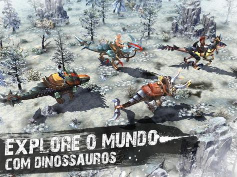 Fallen World: Jurassic Survivor imagem de tela 13