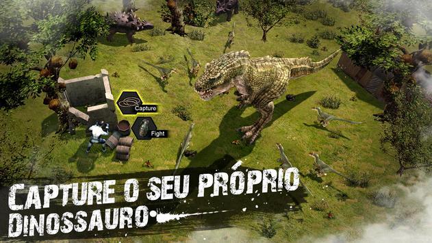 Fallen World: Jurassic Survivor imagem de tela 1