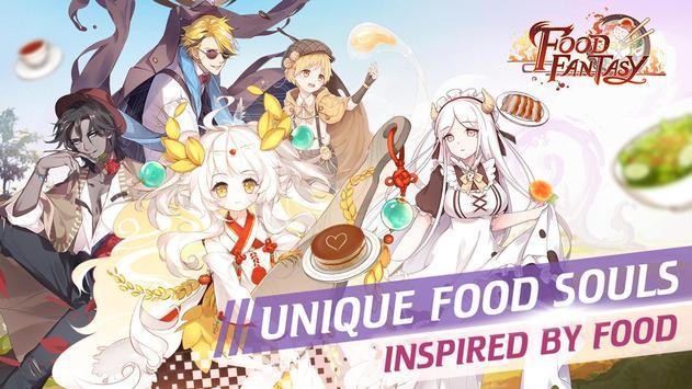 Food Fantasy Cartaz