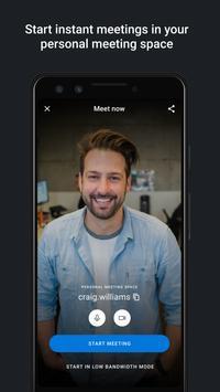 8x8 Meet screenshot 1