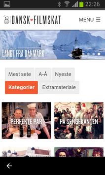 Dansk Filmskat poster