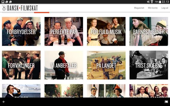 Dansk Filmskat screenshot 8