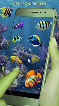 ... 3D Aquarium Wallpaper: Fish Live Wallpaper Free screenshot 7 ...