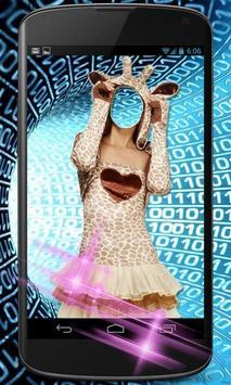 Animal Fashion Suit poster