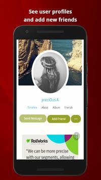 Egypt Chat - شات بنات مصر screenshot 4