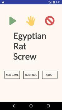 Egyptian Rat Screw poster