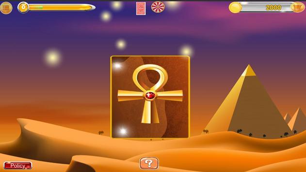 Classic Ancient Egypt Slot Machine screenshot 2