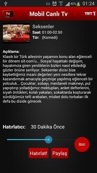 Mobil Canlı Tv screenshot 5