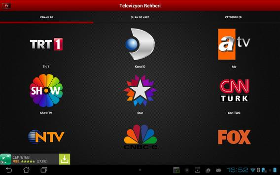 Mobil Canlı Tv screenshot 9