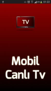 Mobil Canlı Tv gönderen