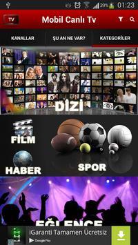 Mobil Canlı Tv screenshot 3